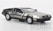 SunStar VSS24000 DeLorean DMC-12 aluminium