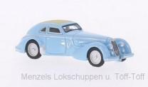 Speidel MCW BOS87081 Alfa Romeo 8C 2900 B hellblau 1938