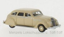 Speidel MCW BOS87131 Chrysler Airflow beige 1936