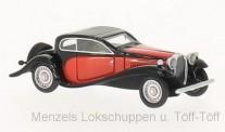 Speidel MCW BOS87165 Bugatti Typ 50T rot / schwarz 1932