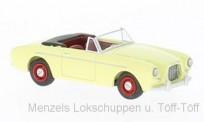 Speidel MCW BOS87296 Volvo P1900 Sport hellgelb 1956