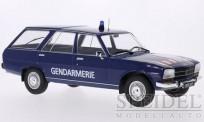 Speidel MCW MCG18036 Peugeot 504 Break Gendarmerie