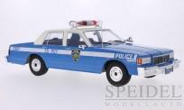 Speidel MCW MCG18039 Chevrolet Caprice NYPD New York