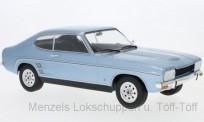 Speidel MCW MCG18084 Ford Capri MK I hellblaum met. 1973