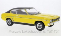 Speidel MCW MCG18085 Ford Capri MKI dunkelgelb/schwarz