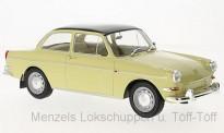 Speidel MCW MCG18089 VW 1500 S Lim. (Typ3) beige/schwarz 1963