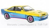 Speidel MCW MCG18095 Opel Manta B Mattig gelb/blau