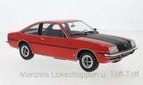 Speidel MCW MCG18106 Opel Manta B SR rot 1975