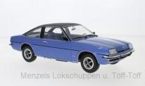 Speidel MCW MCG18107 Opel Manta B Berlinetta blau-met.