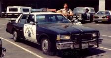 Speidel MCW MCG18114 Chevrolet Caprice Highway Patrol Calif.