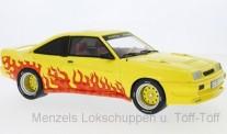 Speidel MCW MCG18115 Opel Manta B Mattig gelb/Dekor