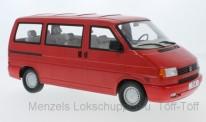 KK Modelle KKDC180261 VW T4 Caravelle rot 1992