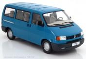 KK Modelle KKDC180263 VW Bus T4 Caravelle blau 1992