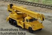 IGRA 66814000 Tatra 148 AD-20 Kran CKD gelb
