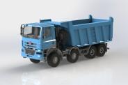 IGRA 66815001 Tatra Phoenix Muldenkipper E5 blau