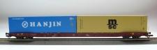 IGRA 96010012 Metrans Containerwagen 4-achs Ep.6