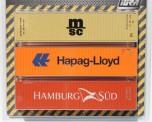 IGRA 98010001 Container-Set 40' 3-teilig