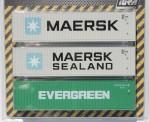 IGRA 98010002 Container-Set 40' 3-teilig
