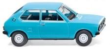 Wiking 003698 Audi 50 miamiblau