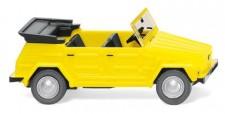 Wiking 004048 VW 181 (offen) rapsgelb