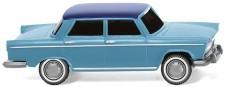 Wiking 009003 Fiat 1800 Lim. hellblau/dunkelblau