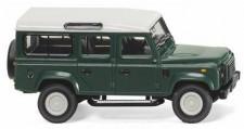 Wiking 010202 Land Rover Defender 110 keswick green