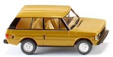 Wiking 010501 Range Rover honiggelb