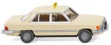 Wiking 014924 MB S-Klasse (W116) Taxi creme