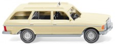 Wiking 014925 MB 250 T (W123) Nachtbuslinie/Taxi