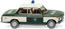 Wiking 018305 BMW 2002 Lim. Polizei München