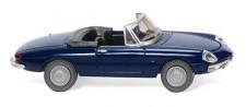 Wiking 020603 Alfa Spider Cabrio dunkelblau