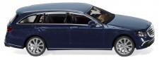 Wiking 022705 MB E-Klasse T-Modell Exklusive blau-met.