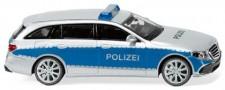 Wiking 022710 MB E-Klasse T-Modell (S213) Polizei