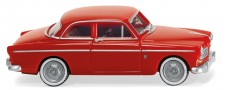 Wiking 022803 Volvo Amazon (2t) rot