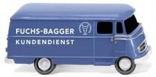 Wiking 026503 MB L319 Kasten Fuchs-Bagger Service