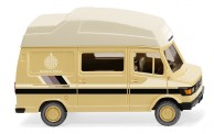 Wiking 026701 MB 207 D Wohnmobil Marco Polo