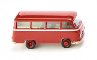 Wiking 027099 Borgward B611 Bus korallenrot