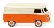 Wiking 030003 VW T1/2 Kasten orange/creme