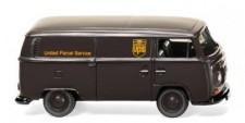 Wiking 030004 VW T2a Kasten UPS
