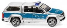 Wiking 031147 VW Amarok GP Comfortline Polizei