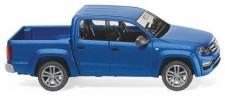 Wiking 031149 VW Amarok GP ravennablau metallic matt
