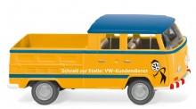 Wiking 031403 VW T2a DoKa Pritsche VW Kundendienst