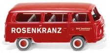 Wiking 031501 VW T2a Bus Rosenkranz