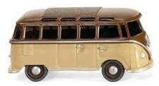 Wiking 031705 VW T1/2b Samba beige/rehbraun