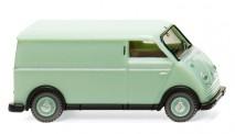 Wiking 033401 DKW Schnelllaster Kasten weißgrün