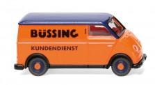 Wiking 033404 DKW Schnelllaster Kasten Büssing