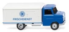 Wiking 035401 Opel Blitz Tiefkühlwagen Frischdienst