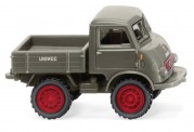 Wiking 036801 Unimog U401  moosgrau