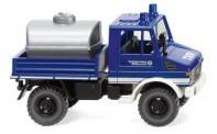 Wiking 037403 Unimog U1300 Pritsche THW