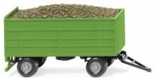 Wiking 038815 Rübenanhänger grün